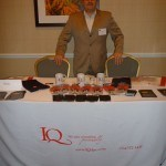 Mike Duddy, Business Development Manager, IQ Inc. at the 2010 Winners' Circle Awards Luncheon