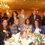 Members of the IQ team at the 2010 Winners' Circle Awards Luncheon
