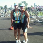 Fellow Tri girl Barbar