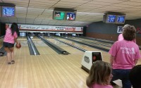 Bowl for the Cure action shot 2