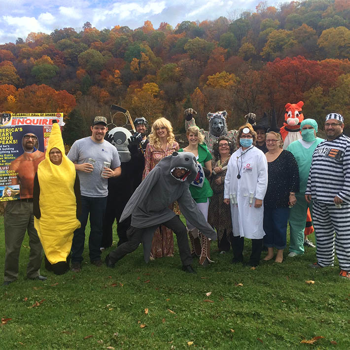 Happy Halloween from the IQ Team