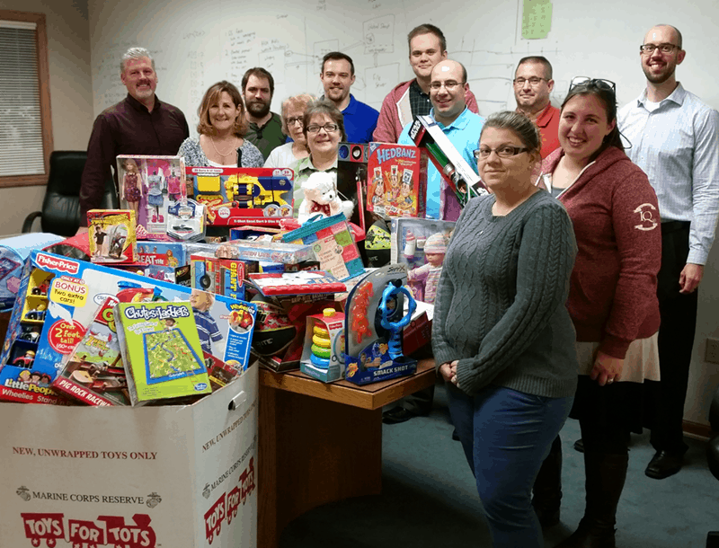 Toys For Tots Thank You : Toys for tots drive iq inc