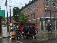 Pittsburgh Party Pedaler - view from afar