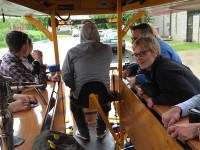 Pittsburgh Party Pedaler - riders