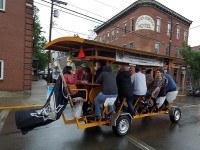 Pittsburgh Party Pedaler - spectator shot
