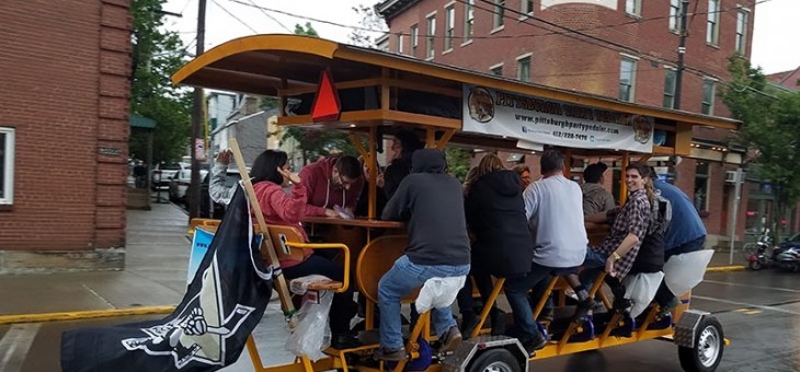 IQ Pedals the Party through Lawrenceville