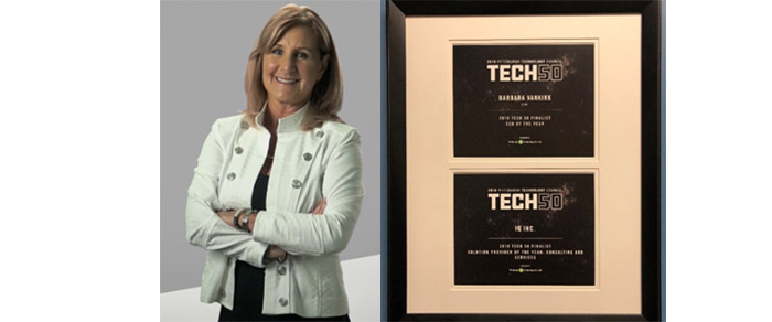 IQ Inc. Nominated for Two Awards at 2018 Tech 50 Awards