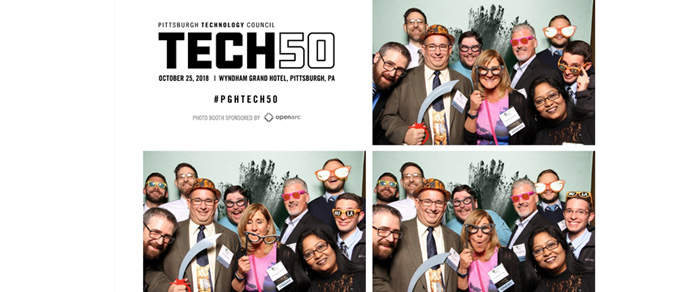 IQ Inc. Attends 2018 Tech 50 Awards
