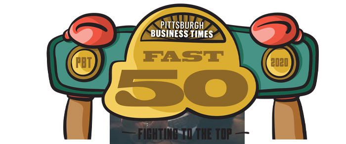 IQ Inc. was selected as one of Pittsburgh's Fastest Growing Companies for 2020!