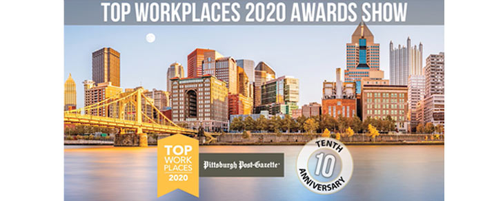 2020 PPG TOP WORKPLACE